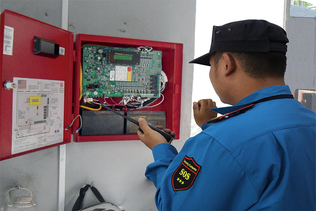 hệ thống báo động