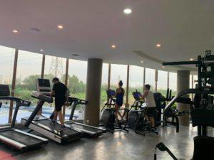 phòng tập gym sos 8