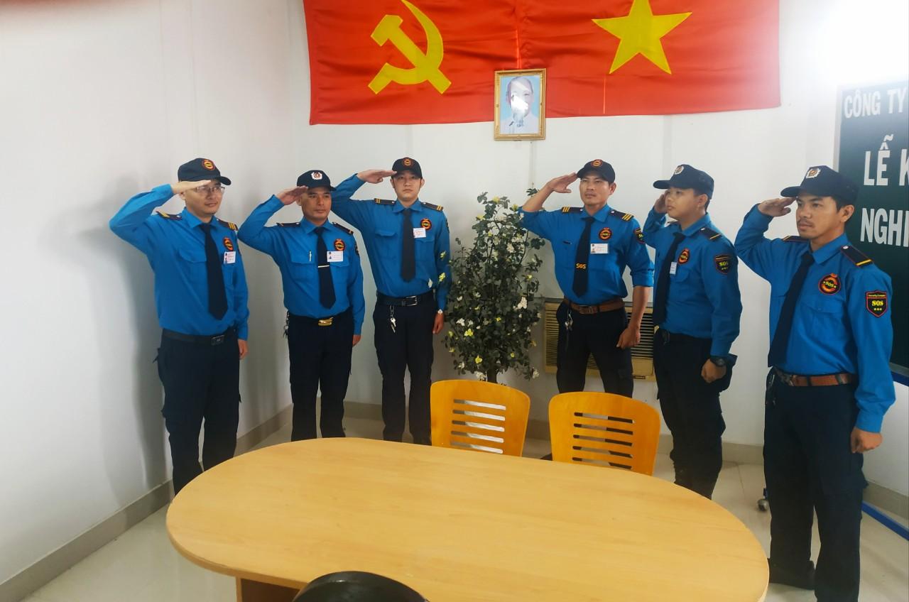 đào tạo nghiệp vụ bảo vệ 3