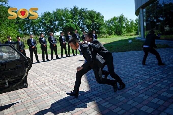 Trường đào tạo vệ sĩ