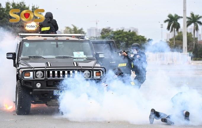 Diễn tập chống khủng bố