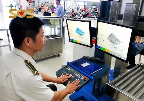 An ninh sân bay